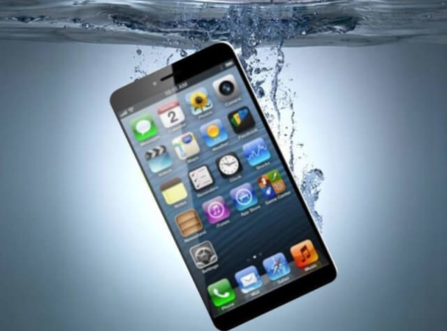 iPhone 7 hermético