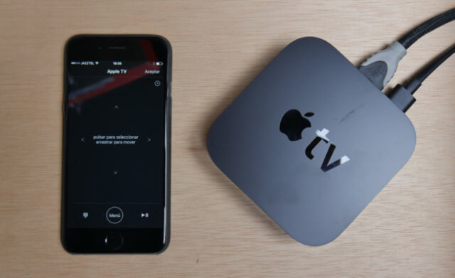 iPhone - Apple TV
