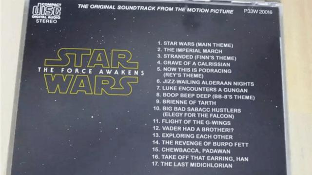 ninguna banda sonora de Star Wars ha sido una decepción