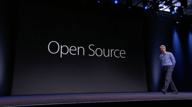 apple open source