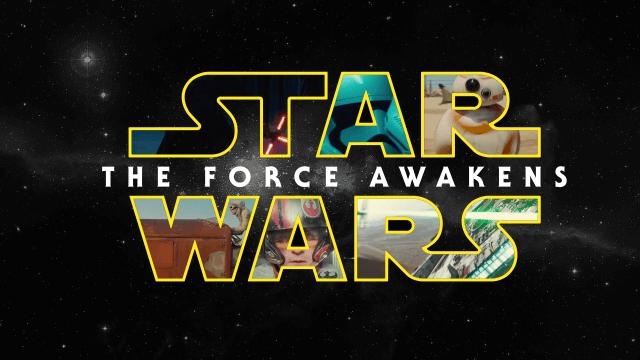 una excelente promoción para la nueva película El despertar de la fuerza