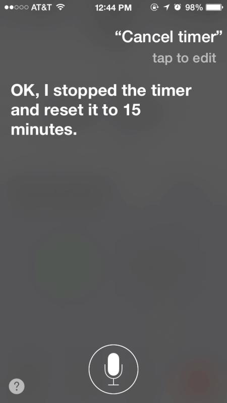 3. Respuestas de Siri sin sonido