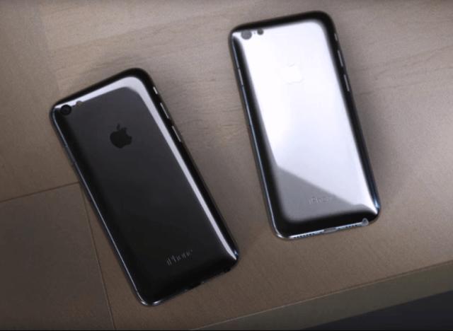Aparece un nuevo concepto de iPhone 7 que revive el pasado del dispositivo