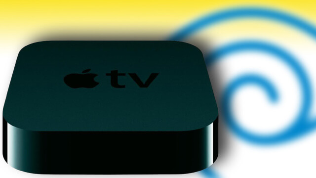 Apple TV - Time Warner