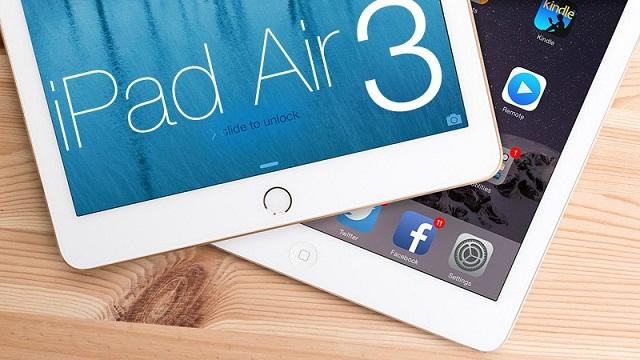 Apple estaría revelando el iPad Air 3 y nuevas bandas para el Apple Watch durante el mes de marzo