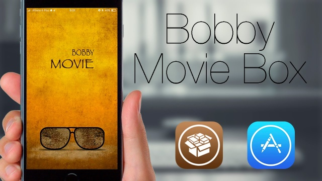 Bobby Movie Box visualiza películas y series en iOS con o sin Jailbreak