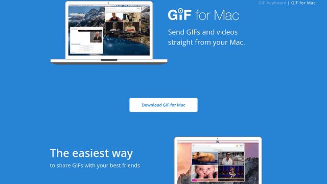 Cómo compartir fácilmente imágenes GIF en tu Mac con GIF Keyboard
