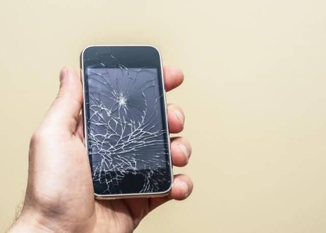 Cómo reparar la pantalla rota de un iPhone o iPad