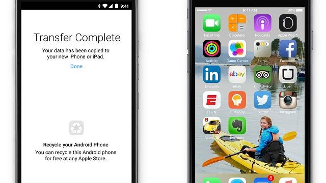 Consumidores de Europa presionan a Apple para que desarrolle una aplicación de Move - copia