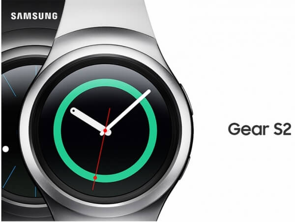 El Gear S2 de Samsung será compatible con el iPhone