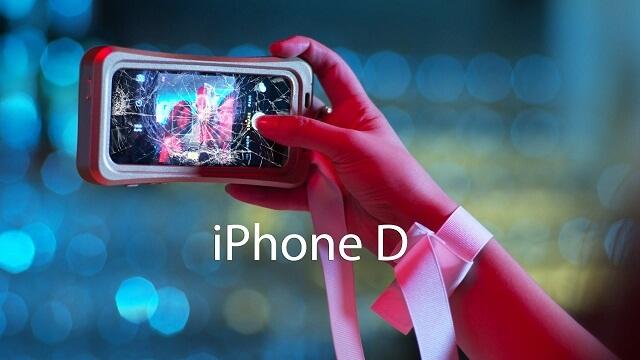 El iPhone D es el teléfono indicado para los ebrios [video humorístico]