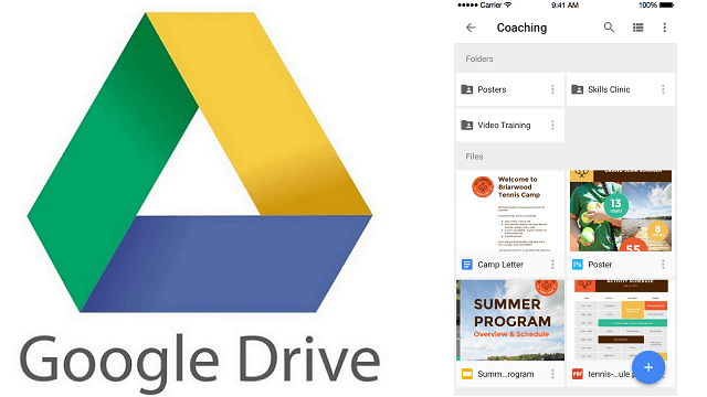 La App Google Drive obtiene soporte para 3D Touch Peek & Pop