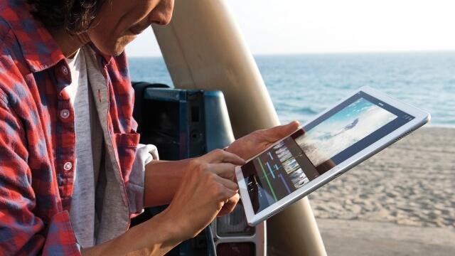 Microsoft dice que el iPad pro siempre será un dispositivo complementario
