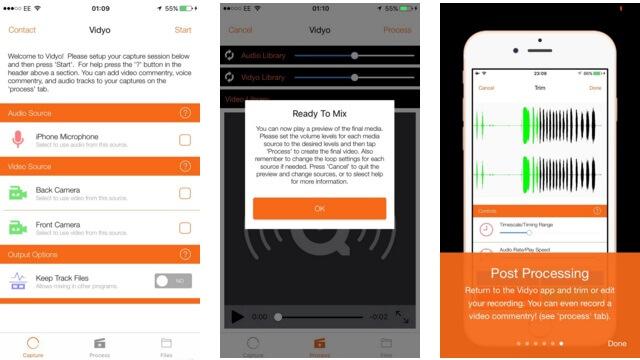 Nueva aplicación llamada Vidyo para el iPhone y el iPad