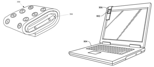 Nueva patente registrada de Apple 2