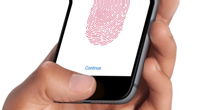 Que hacer cuando el Touch ID no funciona