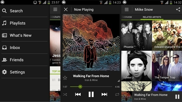 Spotify para iPhone tendrá contenido de BBC, Maker Studios e ESPN 2