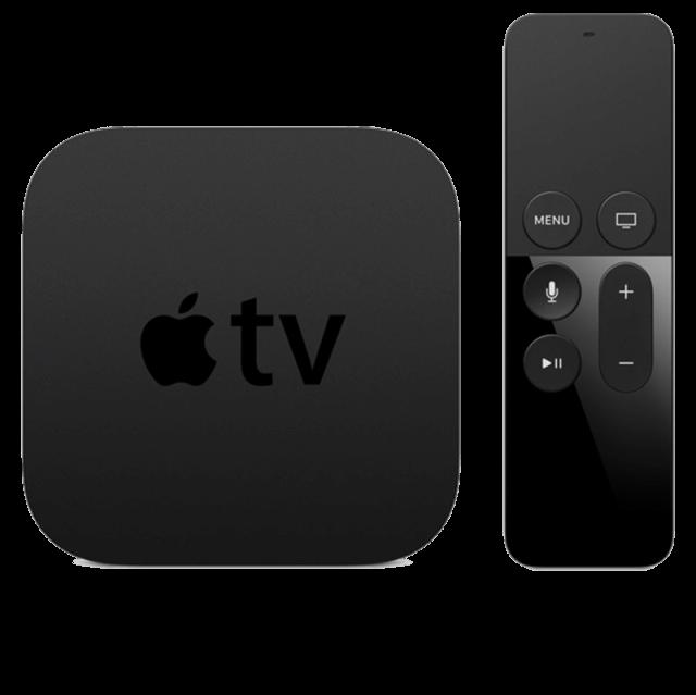 Una muestra de la función Picture in Picture en el nuevo Apple TV