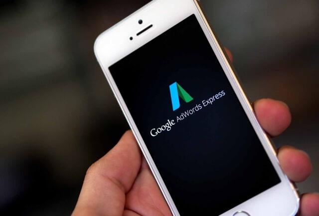 actualmente Google posee una aplicación para iOS conocida como AdWords Express