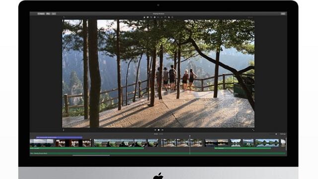 iMovies Mac Actualizacion Descarga
