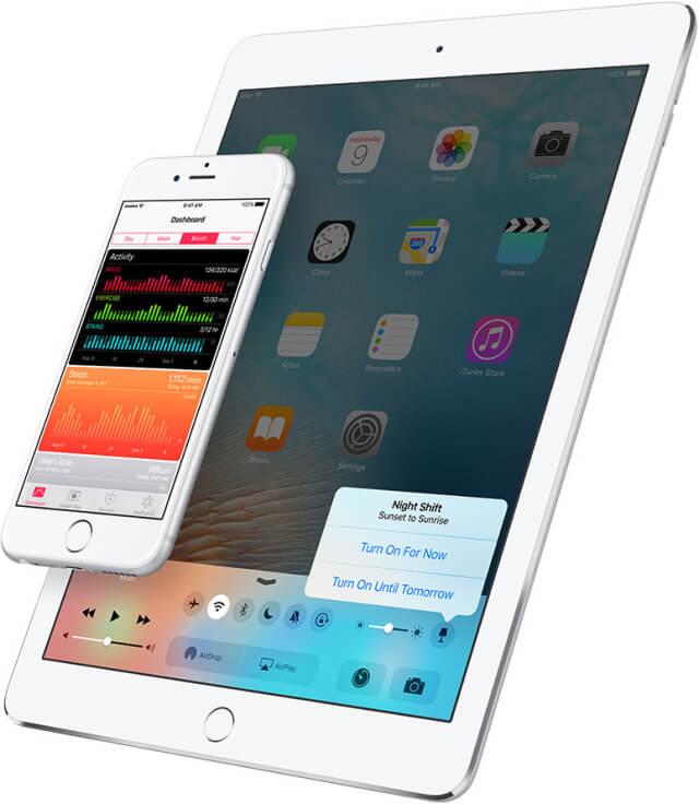 iOS 9.3 beta 2 2