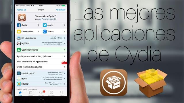 Las mejores aplicaciones disponibles en Cydia