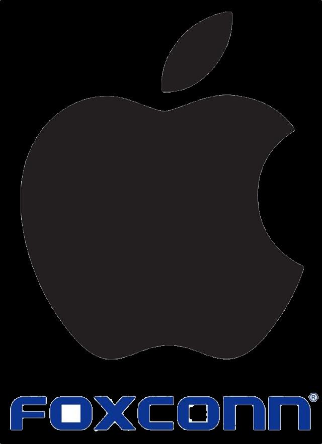 se dio a conocer recientemente que el proveedor de Apple Foxconn