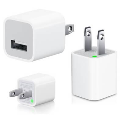 2. Cambiar de puerto de tomacorriente o USB
