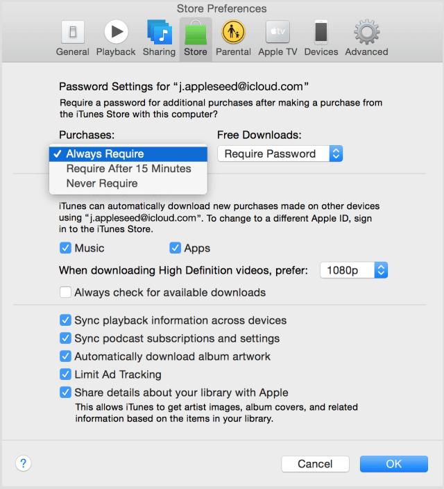 3. Activar actualizaciones automaticas