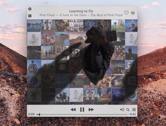 3. Reproducir canción en iTunes desde Spotlight