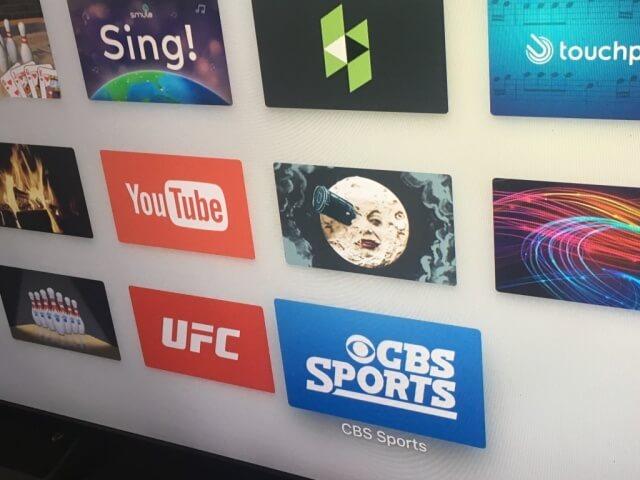 3. Ver super bowl desde Apple TV