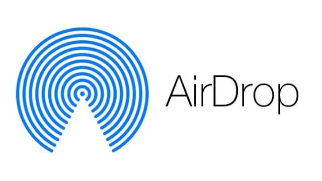 AirDrop no se presentó en el Centro de Control