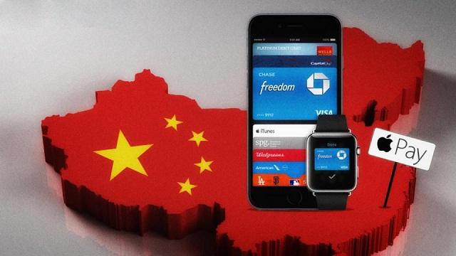 Apple Pay China fué un éxito - copia
