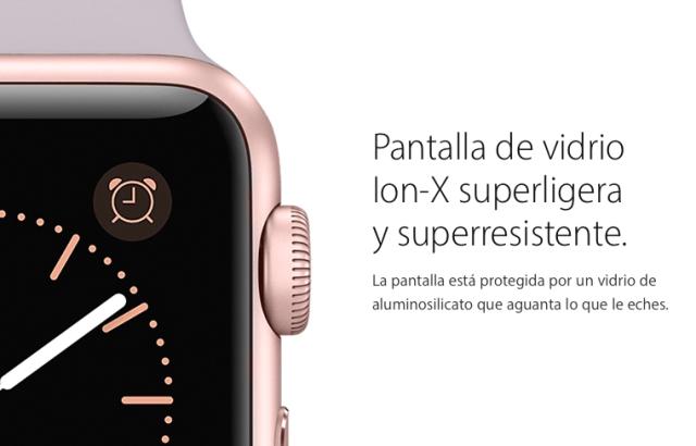 Apple cambia la descripción del Apple Watch