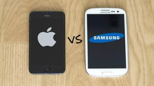 Apple deberá pagar 158M de dólares a Samsung