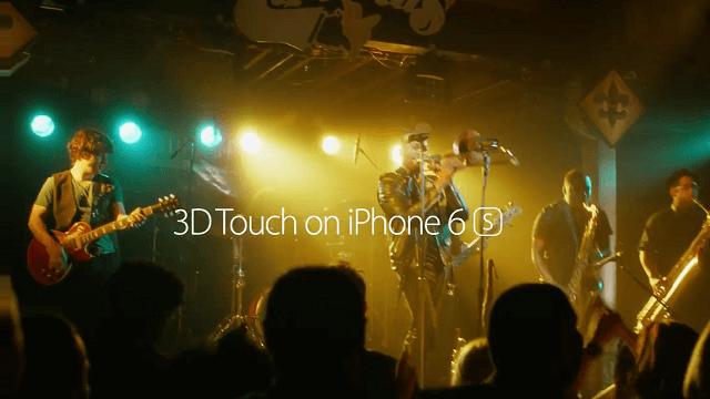 Apple nos comparte sus nuevos anuncios de Live Photos y la tecnología 3D Touch