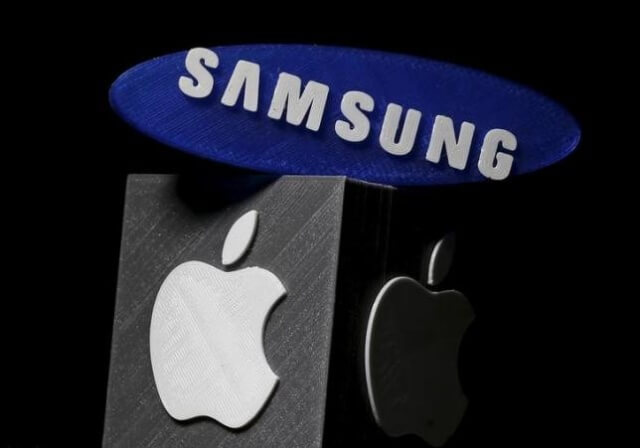 Samsung y Apple