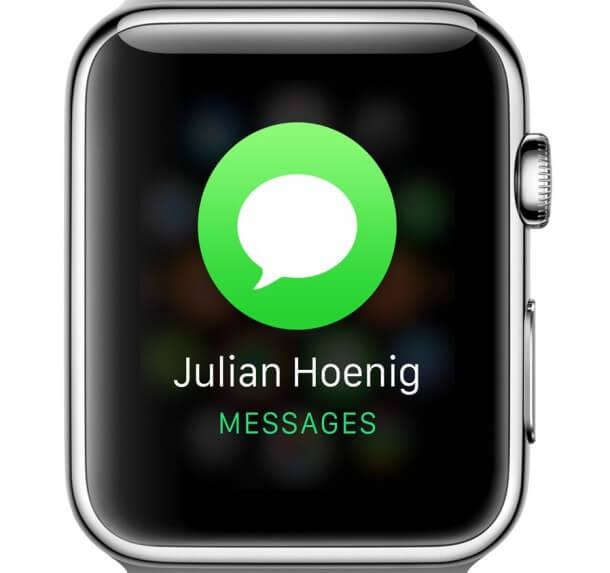 """Cómo activar el """"No Molestar"""" en tu Apple Watch"""