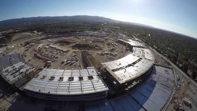 Campus 2 Apple Construccion