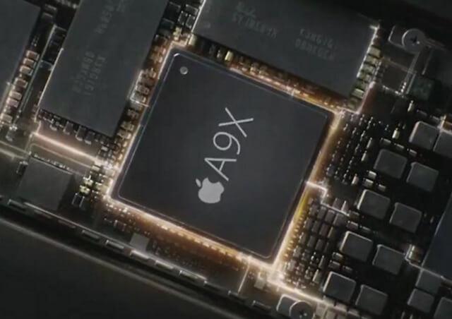 Chip A9X