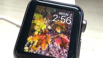 Como reducir la transparencia en el Apple Watch - copia