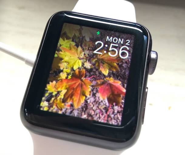 Como reducir la transparencia en el Apple Watch