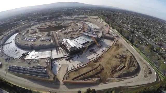 Drone Video Colocacion Piso