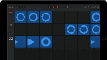 GarageBand trae una guía para principiantes de Live Loops