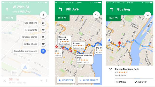 Google Maps para iOS - copia