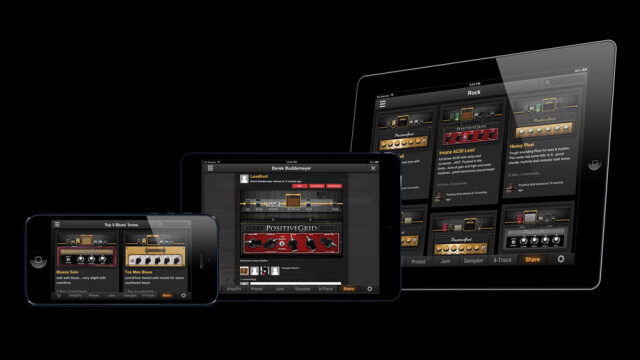 JamUP Pro iOS