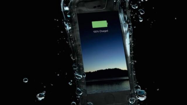 La nueva funda con batería de Morphie hará impermeable a tu iPhone