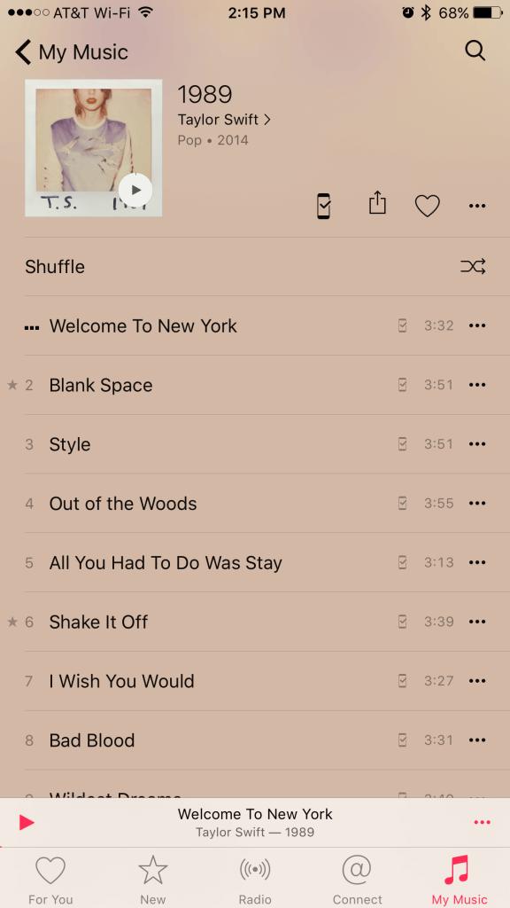 Mejoras en Apple Music