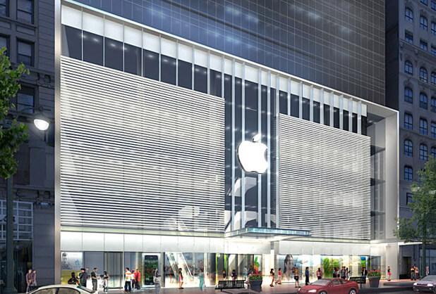 Nueva solicitud de patente presentada por Apple