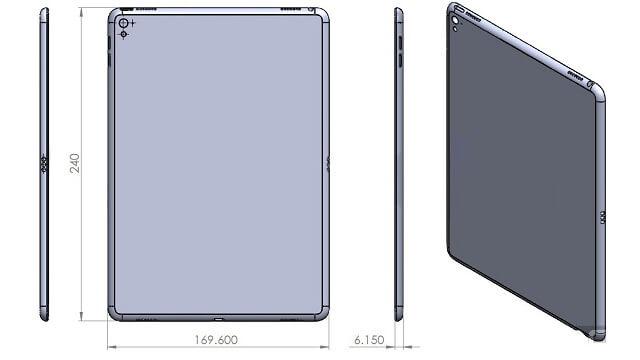 Nuevo diseño del iPad Air 3 reafirma el rumor de los 4 altavoces y teclado inteligente - copia